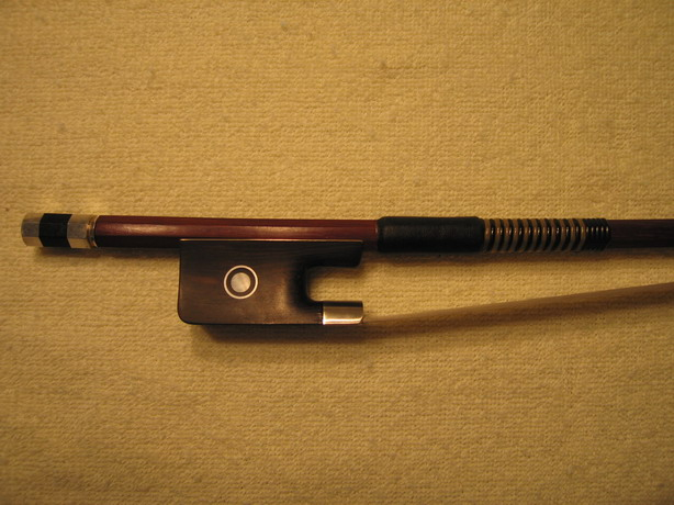 BASS BOW, High Quality, 3/4 French style