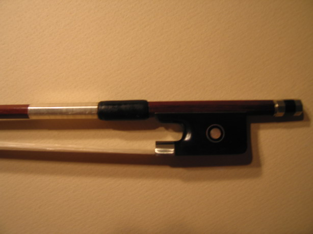 Black Bull Horn pernambucco  cello Bow,4/4